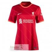Divise Calcio Prima Donna Liverpool 2021 2022
