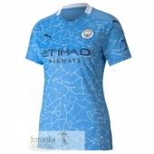 Divise Calcio Prima Donna Manchester City 2020 2021