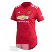 Divise Calcio Prima Donna Manchester United 2020 2021