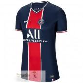 Divise Calcio Prima Donna Paris Saint Germain 2020 2021