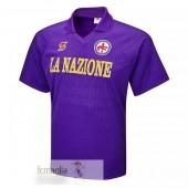 Divise Calcio Prima Fiorentina Retro 1989 1991