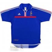 Divise Calcio Prima Francia Retro 2000