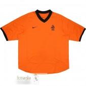 Divise Calcio Prima Holanda Retro 2000