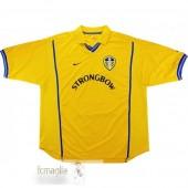Divise Calcio Prima Leeds United Retro 2000 2002