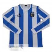 Divise Calcio Prima Manica Lunga Argentina Retro 1986