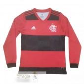 Divise Calcio Prima Manica Lunga Flamengo 21 22
