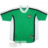 Divise Calcio Prima Nigeria Retro 1998