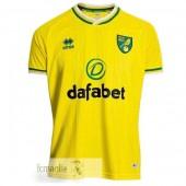 Divise Calcio Prima Norwich City 2020 2021