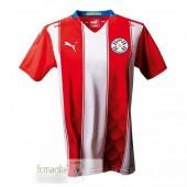 Divise Calcio Prima Paraguay 2020
