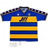 Divise Calcio Prima Parma Retro 2001 2002