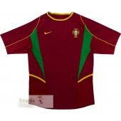 Divise Calcio Prima Portogallo Retro 2002