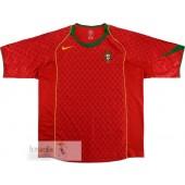 Divise Calcio Prima Portogallo Retro 2004