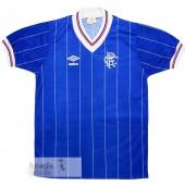 Divise Calcio Prima Rangers Retro 1982 1983