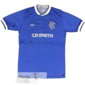 Divise Calcio Prima Rangers Retro 1984 1987