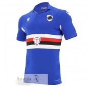 Divise Calcio Prima Sampdoria 2020 2021
