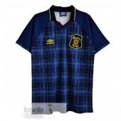 Divise Calcio Prima Scozia Retro 1994 1996