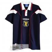 Divise Calcio Prima Scozia Retro 1996 1998