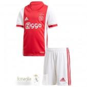 Divise Calcio Prima Set Bambino Ajax 2020 2021
