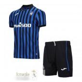 Divise Calcio Prima Set Bambino Atalanta 2020 2021