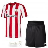 Divise Calcio Prima Set Bambino Athletic Bilbao 2020 2021
