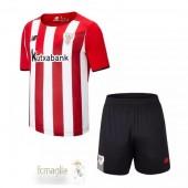 Divise Calcio Prima Set Bambino Athletic Bilbao 2021 2022
