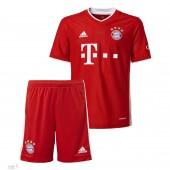 Divise Calcio Prima Set Bambino Bayern Monaco 2020 2021
