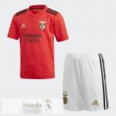 Divise Calcio Prima Set Bambino Benfica 2020 2021