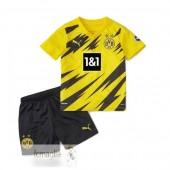 Divise Calcio Prima Set Bambino Borussia Dortmund 2020 2021