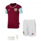 Divise Calcio Prima Set Bambino Burnley 2020 2021