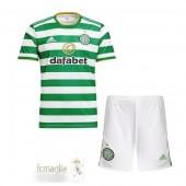 Divise Calcio Prima Set Bambino Celtic Glasgow 2020 2021