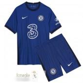 Divise Calcio Prima Set Bambino Chelsea 2020 2021