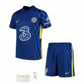 Divise Calcio Prima Set Bambino Chelsea 21 22