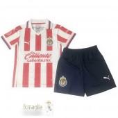 Divise Calcio Prima Set Bambino Chivas Guadalajara 2020 2021