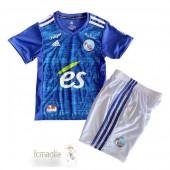 Divise Calcio Prima Set Bambino Estrasburgo 2020 2021