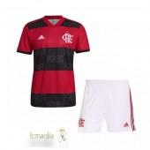 Divise Calcio Prima Set Bambino Flamengo 2021 2022