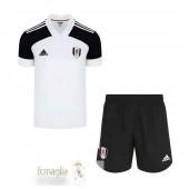 Divise Calcio Prima Set Bambino Fulham 2020 2021