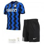 Divise Calcio Prima Set Bambino Inter Milan 2020 2021