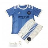 Divise Calcio Prima Set Bambino New York City 2021 2022