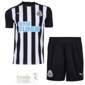 Divise Calcio Prima Set Bambino Newcastle United 2020 2021