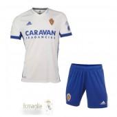 Divise Calcio Prima Set Bambino Real Zaragoza 2020 2021