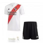 Divise Calcio Prima Set Bambino River Plate 2020 2021