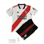 Divise Calcio Prima Set Bambino River Plate 21 22