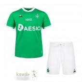 Divise Calcio Prima Set Bambino Saint Étienne 2020 2021