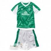 Divise Calcio Prima Set Bambino Werder Bremen 2020 2021