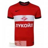 Divise Calcio Prima Spartak Moscow 2020 2021