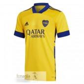 Divise Calcio Terza Boca Juniors 2020 2021