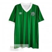 Divise Calcio Terza Celtic Glasgow Retro 1984 1986
