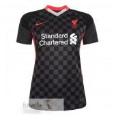 Divise Calcio Terza Donna Liverpool 2020 2021