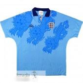 Divise Calcio Terza Inghilterra Retro 1992