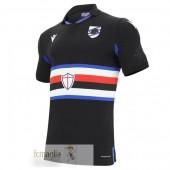 Divise Calcio Terza Sampdoria 2020 2021